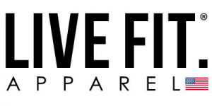 Live Fit. Apparel Promo Codes