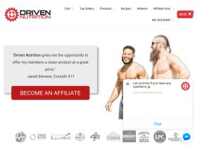 Drivennutrition.net Promo Codes